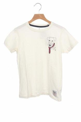 Παιδικό μπλουζάκι Hackett, Μέγεθος 9-10y/ 140-146 εκ., Χρώμα Λευκό, Βαμβάκι, Τιμή 6,52€