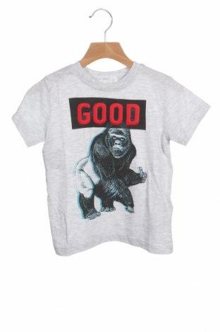 Детска тениска Lft, Размер 3-4y/ 104-110 см, Цвят Сив, 50% памук, 50% полиестер, Цена 12,00лв.