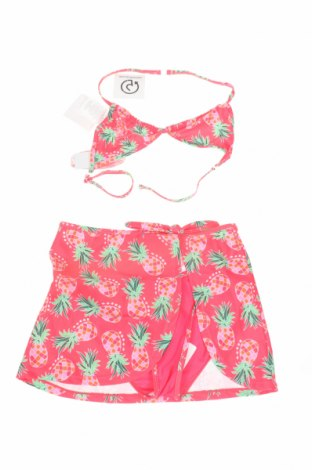 Costum de baie pentru copii Knot So Bad, Mărime 10-11y/ 146-152 cm, Culoare Roșu, 80% poliamidă, 20% elastan, Preț 67,99 Lei
