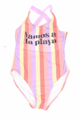 Детски бански Vingino, Размер 10-11y/ 146-152 см, Цвят Многоцветен, 82% полиестер, 18% еластан, Цена 19,47лв.