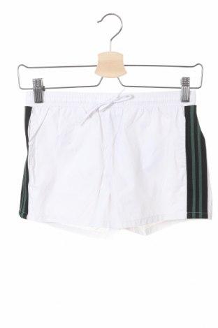 Pantaloni scurți pentru copii Antony Morato, Mărime 9-10y/ 140-146 cm, Culoare Alb, Poliamidă, Preț 40,85 Lei