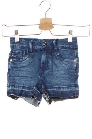 Dětské krátké kalhoty  Cars Jeans, Velikost 7-8y/ 128-134 cm, Barva Modrá, 98% bavlna, 2% elastan, Cena  292,00Kč