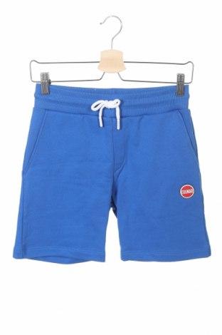 Dětské krátké kalhoty  Colmar Originals, Velikost 13-14y/ 164-168 cm, Barva Modrá, Bavlna, Cena  776,00Kč