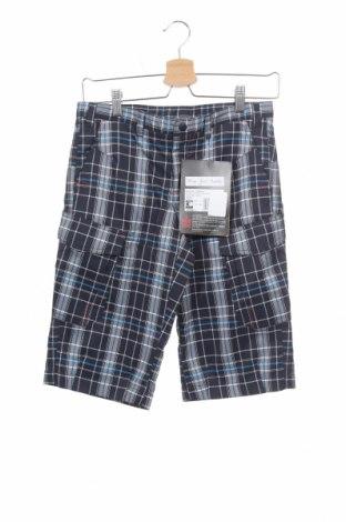 Pantaloni scurți pentru copii Jack Wolfskin, Mărime 11-12y/ 152-158 cm, Culoare Multicolor, Poliester, Preț 41,78 Lei