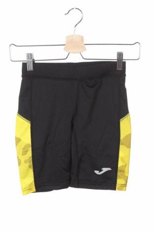 Pantaloni scurți pentru copii Joma, Mărime 13-14y/ 164-168 cm, Culoare Negru, 90% poliester, 10% elastan, Preț 43,75 Lei