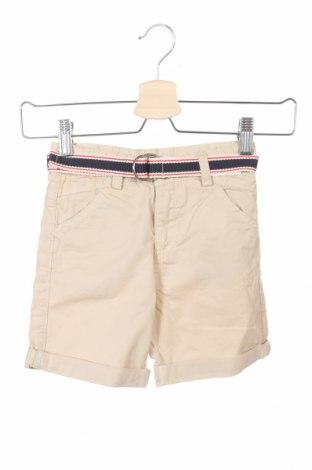 Pantaloni scurți pentru copii Lefties, Mărime 3-4y/ 104-110 cm, Culoare Bej, Bumbac, Preț 47,70 Lei