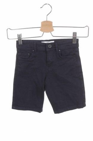 Pantaloni scurți pentru copii Lefties, Mărime 3-4y/ 104-110 cm, Culoare Albastru, 98% bumbac, 2% elastan, Preț 38,90 Lei