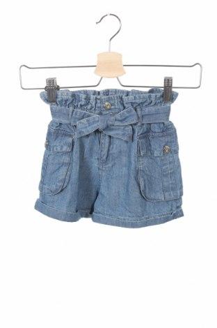 Pantaloni scurți pentru copii Lefties, Mărime 5-6y/ 116-122 cm, Culoare Albastru, Bumbac, Preț 42,09 Lei