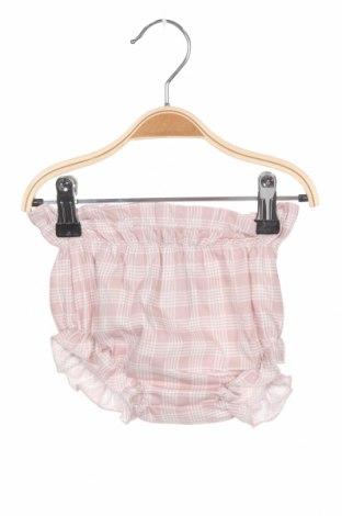 Детски къс панталон Little Celebs, Размер 9-12m/ 74-80 см, Цвят Многоцветен, Памук, Цена 5,52лв.