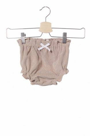 Детски къс панталон Lola Palacios, Размер 12-18m/ 80-86 см, Цвят Бежов, 88% полиестер, 11% полиамид, 1% еластан, Цена 9,75лв.