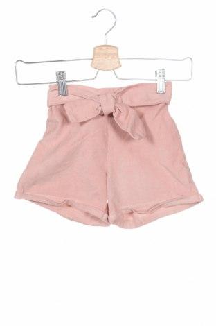 Pantaloni scurți pentru copii Lola Palacios, Mărime 18-24m/ 86-98 cm, Culoare Roz, Preț 28,75 Lei