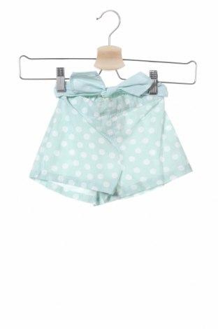 Pantaloni scurți pentru copii Lola Palacios, Mărime 18-24m/ 86-98 cm, Culoare Verde, Bumbac, Preț 24,61 Lei