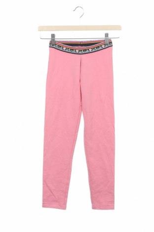 Colanți pentru copii S.Oliver, Mărime 7-8y/ 128-134 cm, Culoare Roz, 95% bumbac, 5% elastan, Preț 61,58 Lei