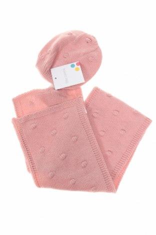 Dětský komplet  Little Celebs, Barva Růžová, Akryl , Cena  650,00Kč