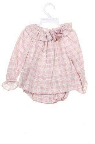 Dětský komplet  Lola Palacios, Velikost 9-12m/ 74-80 cm, Barva Růžová, 60% bavlna, 40% polyester, Cena  696,00Kč