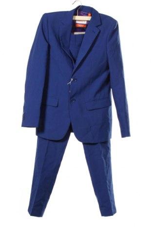 Dětský kostým  Oppo Suits, Velikost 15-18y/ 170-176 cm, Barva Modrá, Polyester, Cena  1000,00Kč