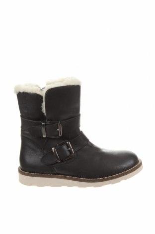 Παιδικά παπούτσια, Μέγεθος 39, Χρώμα Μαύρο, Γνήσιο δέρμα, Τιμή 22,27€
