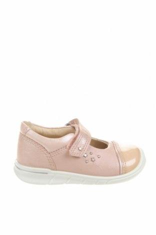 Детски обувки Ecco, Размер 22, Цвят Розов, Естествена кожа, Цена 29,75лв.