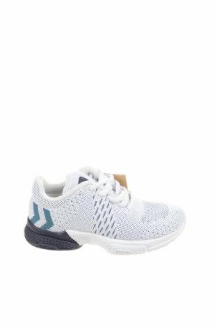 Детски обувки Hummel, Размер 28, Цвят Бял, Текстил, Цена 24,92лв.