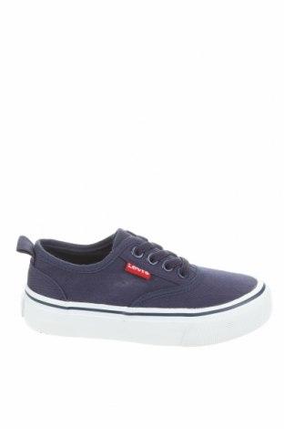 Детски обувки Levi's, Размер 29, Цвят Син, Текстил, Цена 26,22лв.