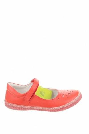 Dětské boty  Primigi, Velikost 32, Barva Červená, Pravá kůže, Cena  435,00Kč