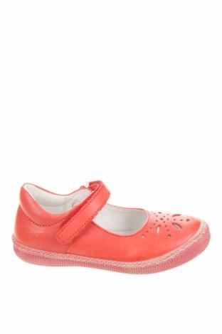 Детски обувки Primigi, Размер 24, Цвят Червен, Естествена кожа, Цена 30,02лв.