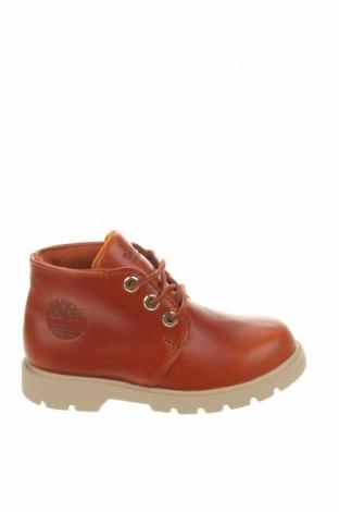 Dětské boty  Timberland, Velikost 26, Barva Hnědá, Pravá kůže, Cena  857,00Kč