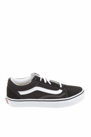 Детски обувки Vans, Размер 33, Цвят Черен, Текстил, естествен велур, Цена 44,55лв.