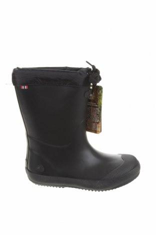 Детски обувки Viking, Размер 31, Цвят Черен, Полиуретан, Цена 63,00лв.
