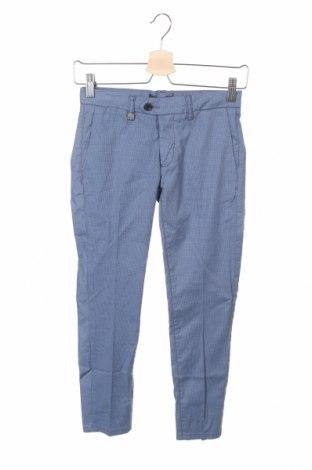Детски панталон Antony Morato, Размер 9-10y/ 140-146 см, Цвят Син, 97% памук, 3% еластан, Цена 23,95лв.