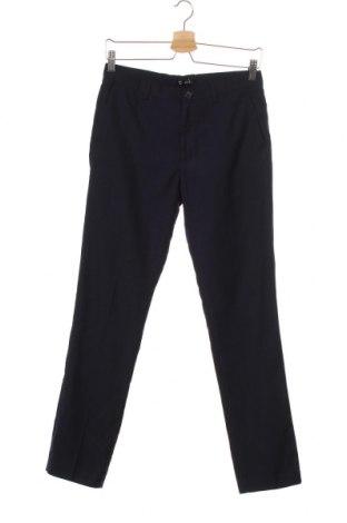 Παιδικό παντελόνι Cubus, Μέγεθος 13-14y/ 164-168 εκ., Χρώμα Μπλέ, 65% πολυεστέρας, 35% βισκόζη, Τιμή 10,13€
