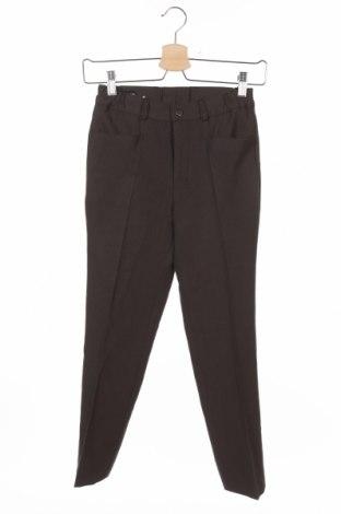 Παιδικό παντελόνι G.o.l. Boys, Μέγεθος 8-9y/ 134-140 εκ., Χρώμα Καφέ, 68% βισκόζη, 32% πολυεστέρας, Τιμή 6,43€