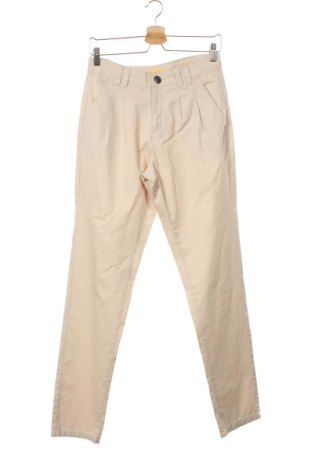 Dziecięce spodnie One By One, Rozmiar 15-18y/ 170-176 cm, Kolor Beżowy, Cena 27,60zł