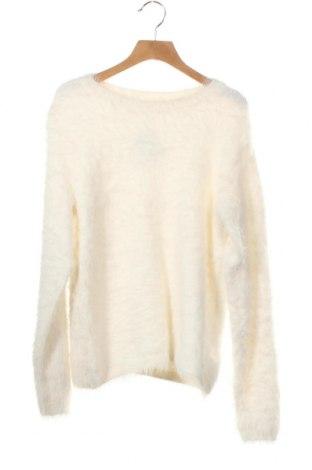 Παιδικό πουλόβερ H&M, Μέγεθος 10-11y/ 146-152 εκ., Χρώμα Λευκό, Πολυαμίδη, Τιμή 8,18€