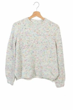 Детски пуловер Old Navy, Размер 15-18y/ 170-176 см, Цвят Многоцветен, 100% полиестер, Цена 17,75лв.