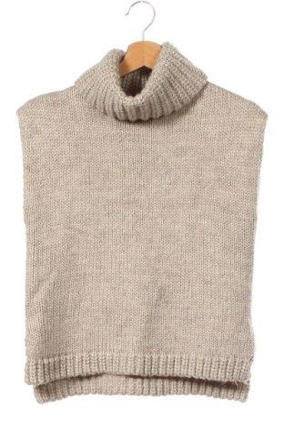 Παιδικό πουλόβερ Zara, Μέγεθος 11-12y/ 152-158 εκ., Χρώμα  Μπέζ, 90%ακρυλικό, 10% μαλλί, Τιμή 10,91€