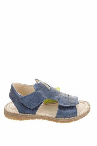 Детски сандали Primigi, Размер 31, Цвят Син, Естествена кожа, Цена 51,75лв.