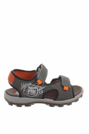 Детски сандали Primigi, Размер 31, Цвят Сив, Текстил, Цена 27,93лв.