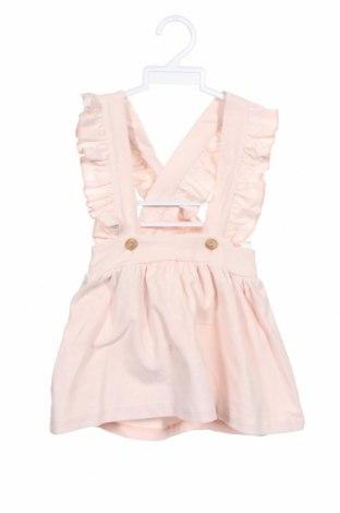 Детски сукман Little Celebs, Размер 18-24m/ 86-98 см, Цвят Розов, Памук, Цена 16,52лв.