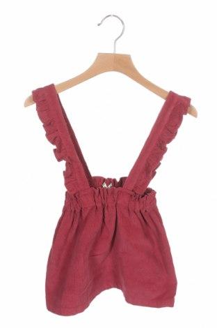 Детски сукман Little Celebs, Размер 18-24m/ 86-98 см, Цвят Розов, Памук, Цена 14,00лв.