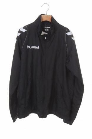 Παιδικό αθλητικό μπουφάν Hummel, Μέγεθος 15-18y/ 170-176 εκ., Χρώμα Μαύρο, Πολυεστέρας, Τιμή 14,03€