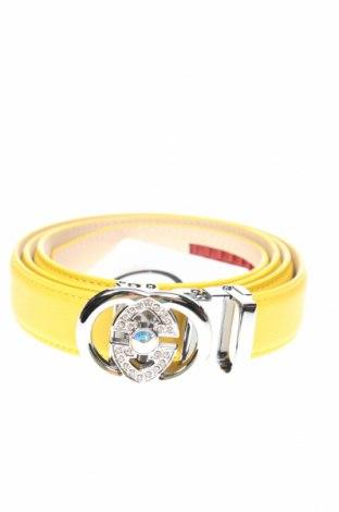 Opasek  Anthoni Crown, Barva Žlutá, Pravá kůže, Cena  500,00Kč