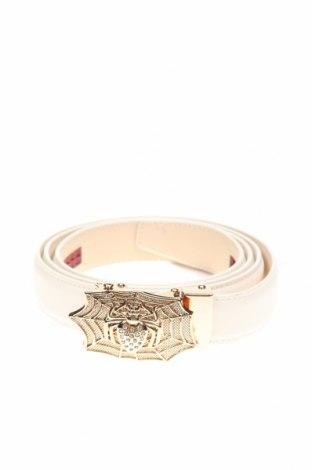 Колан Anthoni Crown, Цвят Бял, Естествена кожа, Цена 20,70лв.