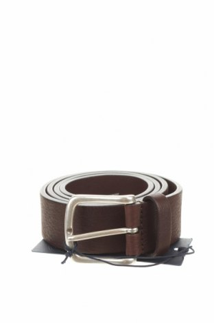 Колан Faconnable, Цвят Кафяв, Естествена кожа, Цена 56,62лв.