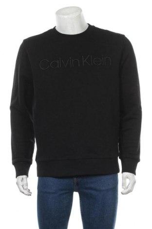 Мъжка блуза Calvin Klein, Размер M, Цвят Черен, Памук, Цена 81,75лв.