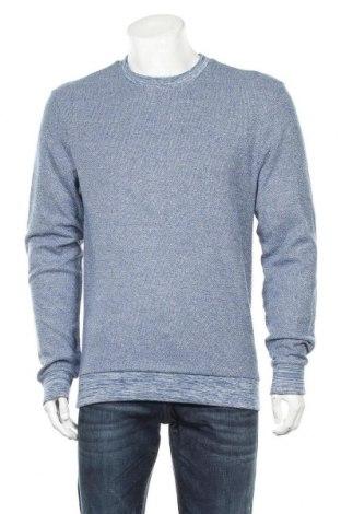 Мъжка блуза Tom Tailor, Размер M, Цвят Син, Цена 19,60лв.
