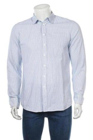 Мъжка риза Casa Blanca, Размер L, Цвят Син, Памук, Цена 17,01лв.