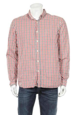 Мъжка риза H&M L.O.G.G., Размер L, Цвят Многоцветен, Памук, Цена 4,73лв.