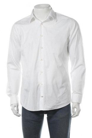 Pánská košile  Joop!, Velikost L, Barva Bílá, 100% bavlna, Cena  1239,00Kč