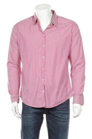 Мъжка риза Marc O'Polo, Размер L, Цвят Розов, 97% памук, 3% еластан, Цена 25,20лв.